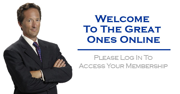 Welcome to the Great Ones Online